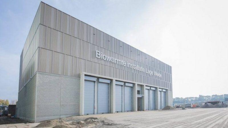 Biowarmte installatie Eneco 8